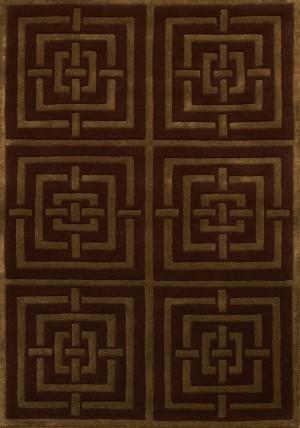 Comfort Maze Brown